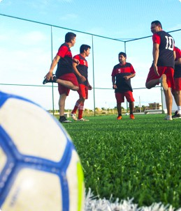Football in Smart City Laguna - Planet Smart City