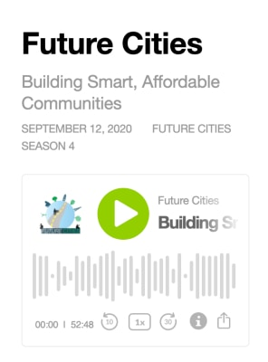 Planet Smart City Chief Digital Officer on the Future Cities Podcast